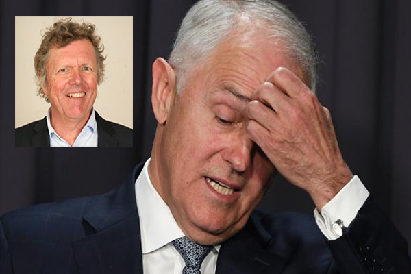 Article image for Rowan Dean: What will happen to Malcolm Turnbull?
