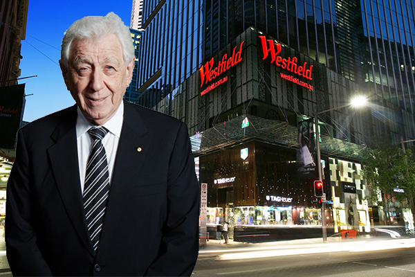 Article image for End of an era: Frank Lowy sells Westfield