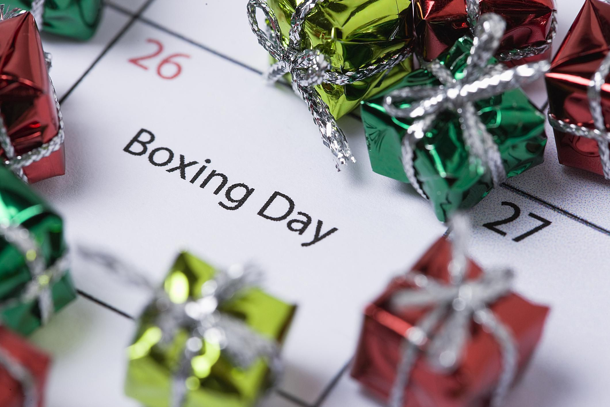 The Story of Boxing Day