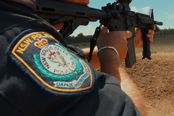 Article image for First Australian-based person charged under foreign fighter laws