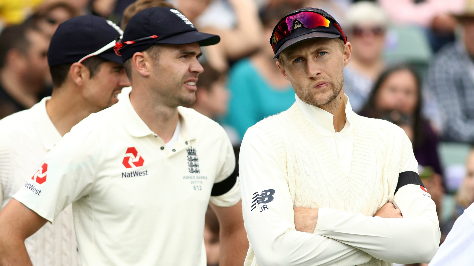 Article image for Root's decision to bowl first sparks criticism