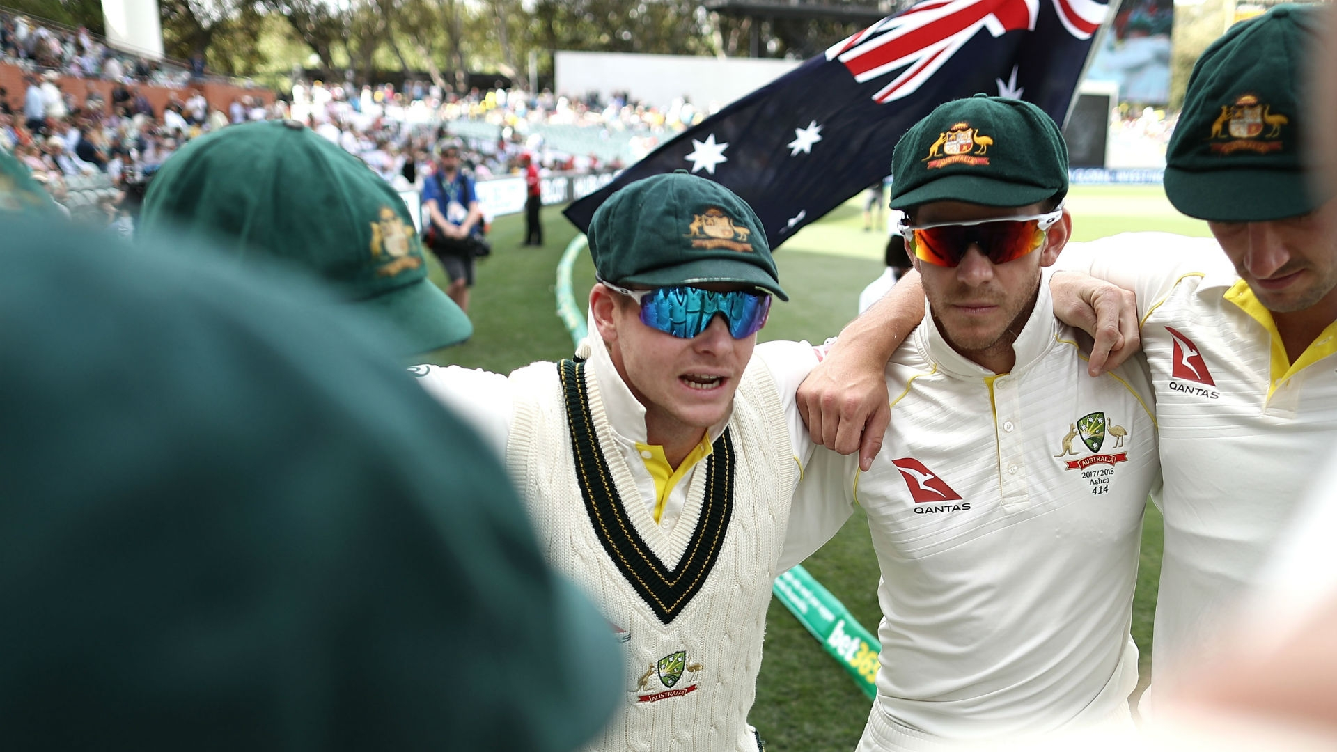 "Article image for Australia assistant coach concedes follow-on call ""maybe wrong"""