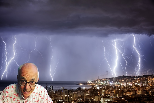 Article image for Dr Karl explains what not to do in a thunderstorm