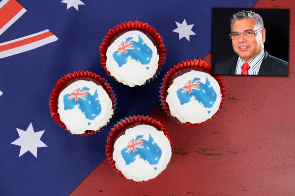 Article image for Warren Mundine on Australia Day: The Greens are 'dividing the nation'