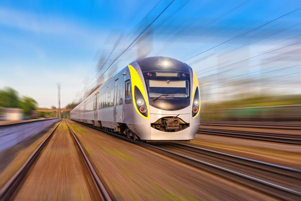 Article image for New plans for fast rail could halve travel time