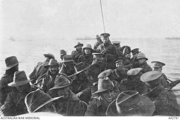 Only 164 Australians sign up to attend ANZAC Day service at Gallipoli