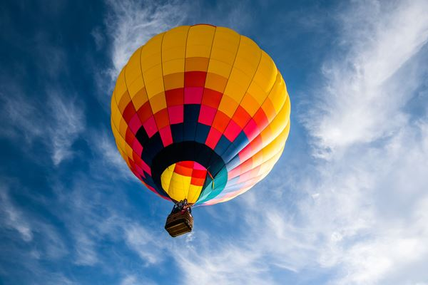 Is hot air ballooning actually safe?