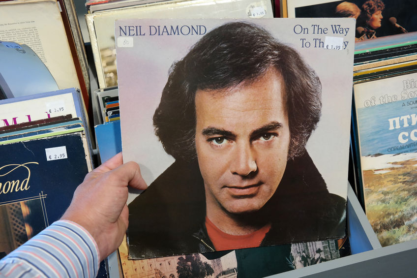 Neil Diamond forced to cancel tour