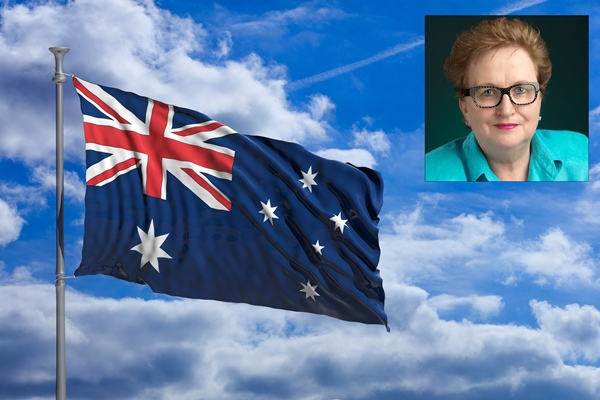 Article image for Amanda Vanstone hits back at 'change the date' movement