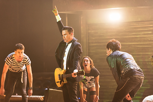 Article image for Aussie rock legend Phil Jamieson heads Green Day musical 'American Idiot'