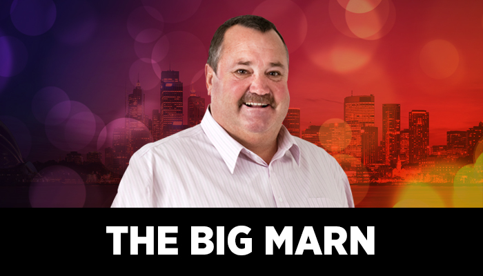 """Article image for Big Marn's """"generous"""" birthday party…"""