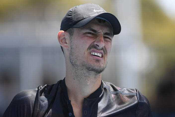 Article image for Bernard Tomic: 'I just count money, that's all I do… I count my millions'