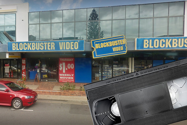 Article image for Australia's oldest video store is shutting up shop in QLD
