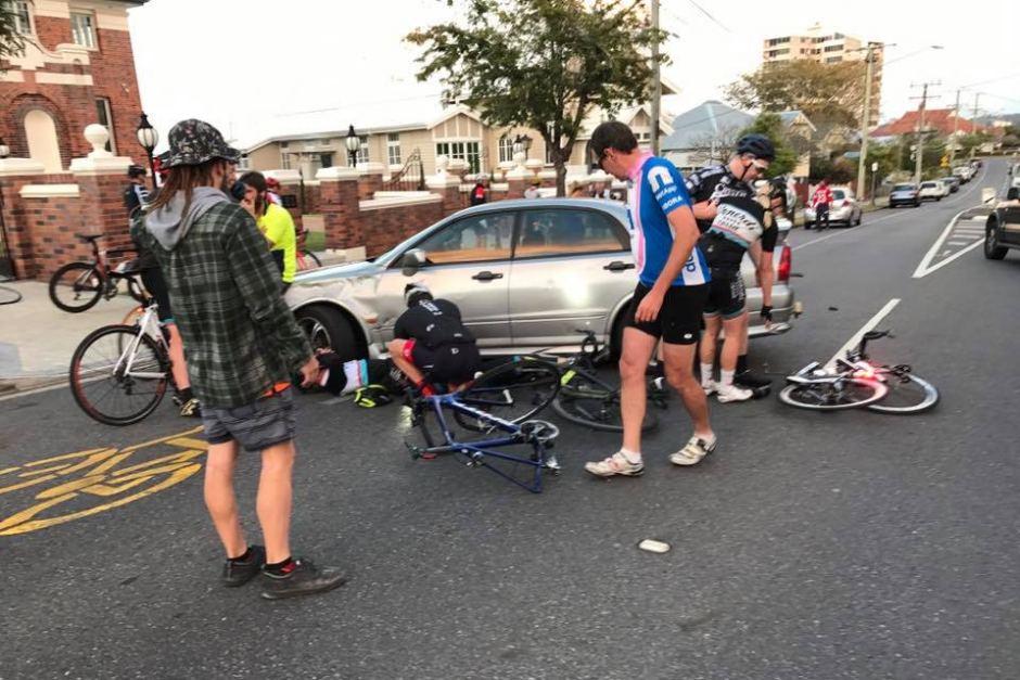 War of the roads: Cyclists vs. Motorists