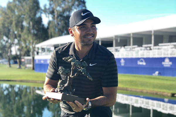 He's back! Jason Day breaks PGA Tour drought