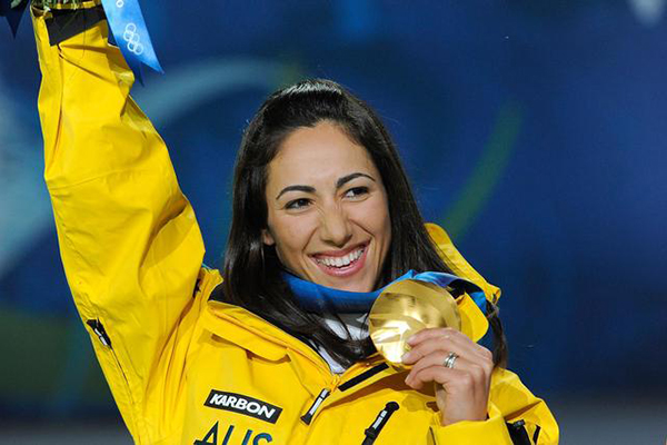 Winter Olympian Lydia Lassila