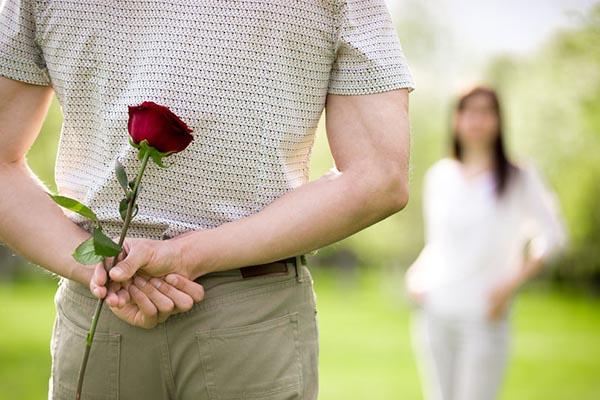 Article image for Meet Australia's most romantic man
