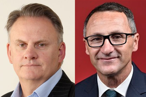 Article image for Mark Latham slams the Greens over 'change the date' debate