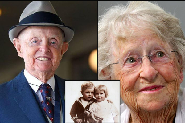 The 102yo, the jockey and the fantastic little hat