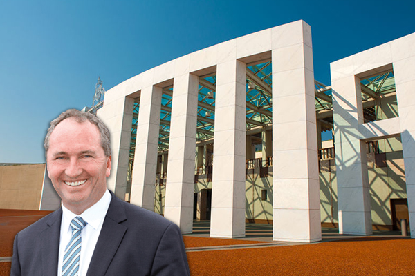 Article image for Barnaby Joyce says we don't need a national anti-corruption watchdog