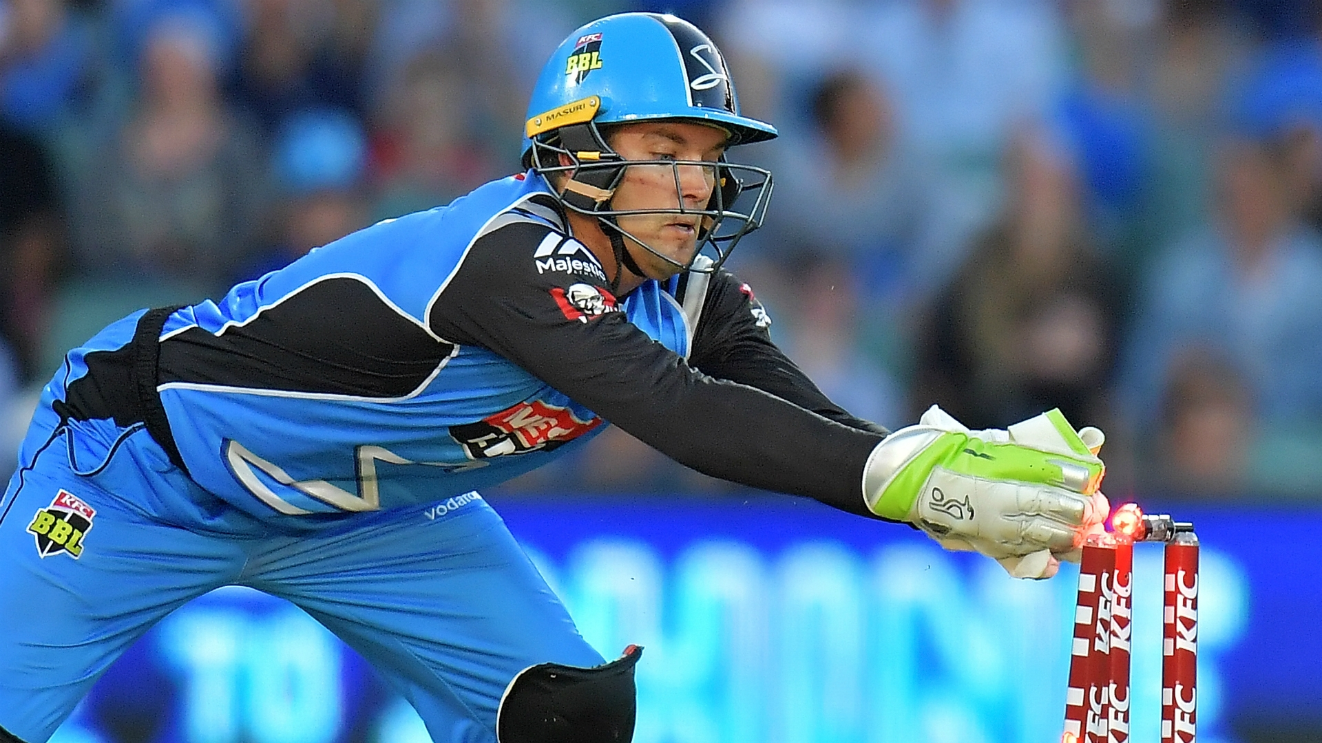Article image for South Australian keeper to make debut in second ODI
