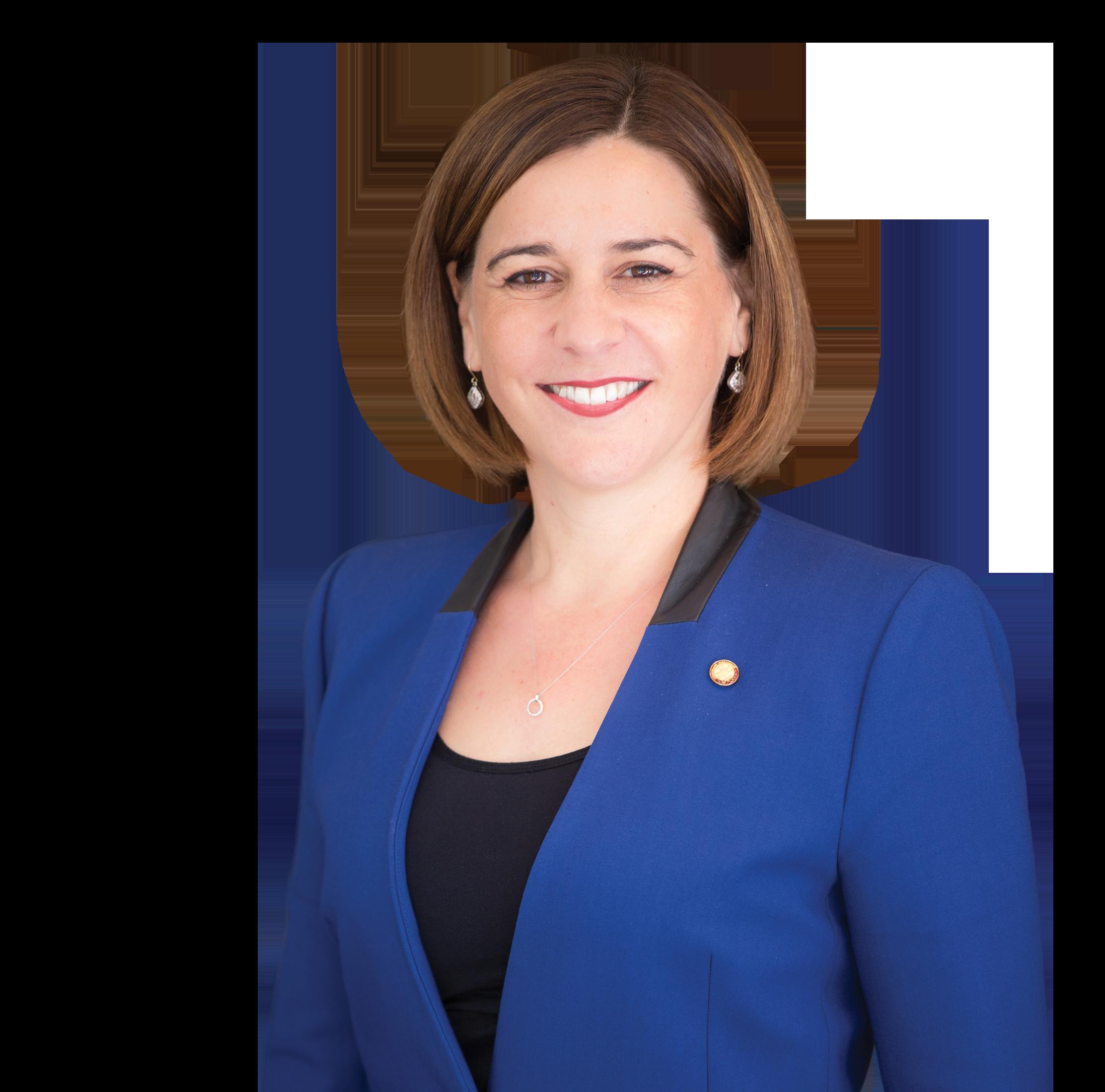 The New Opposition Leader: Deb Frecklington