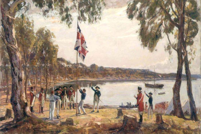 Australia Day History Wars