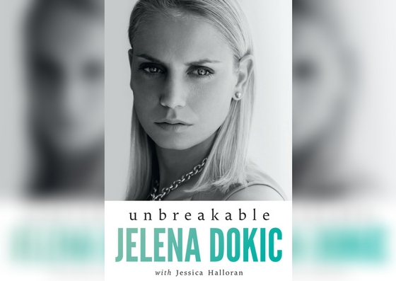 Jelena Dokic talks about tennis and survival