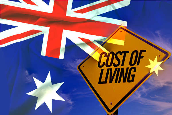 Australian living standards on the decline