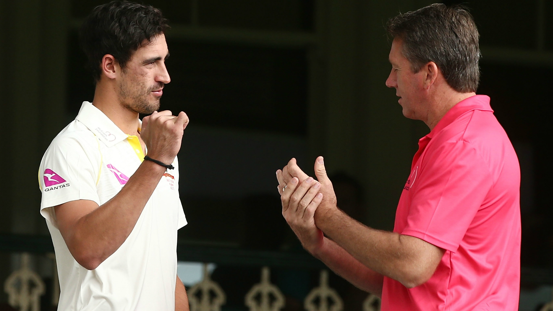 Article image for McGrath: Australia shouldn't risk Starc ahead of South Africa tour