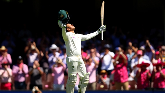 Article image for Khawaja helps Australia into strong position