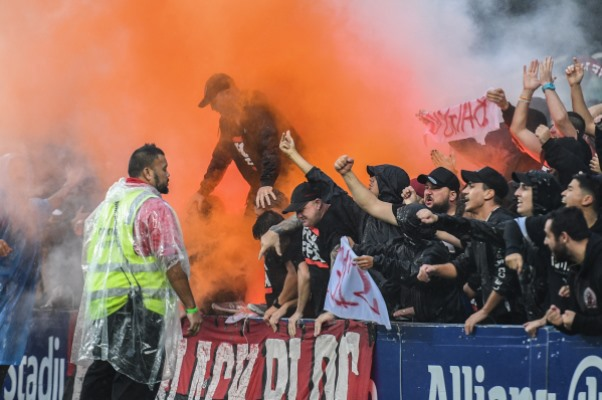 Article image for Ray Hadley unleashes on 'vile' Wanderers fans