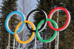 Winter Olympics update