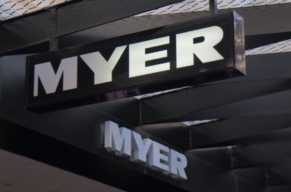 Article image for Former Myer CEO says the retailer is at a 'pinch point'