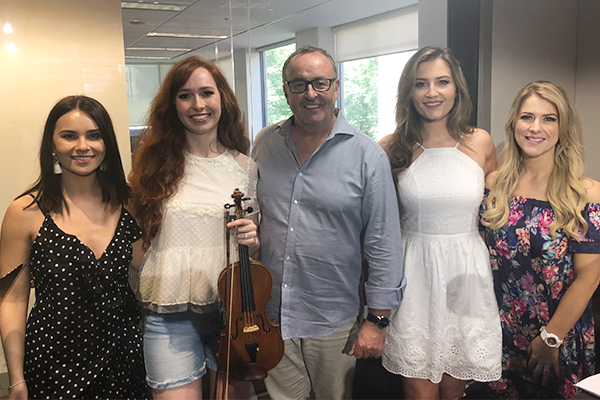 WATCH | The incredible Celtic Woman perform live in the studio