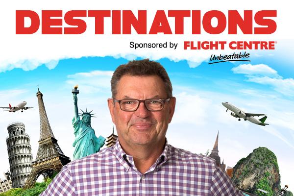 Destinations, April 18