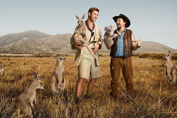 Crocodile Dundee campaign helps boosts Aussie tourism by $6 billion