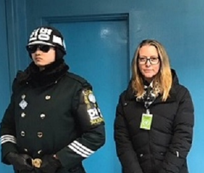 Article image for Nat's visit to the DMZ and Winter Olympics preview