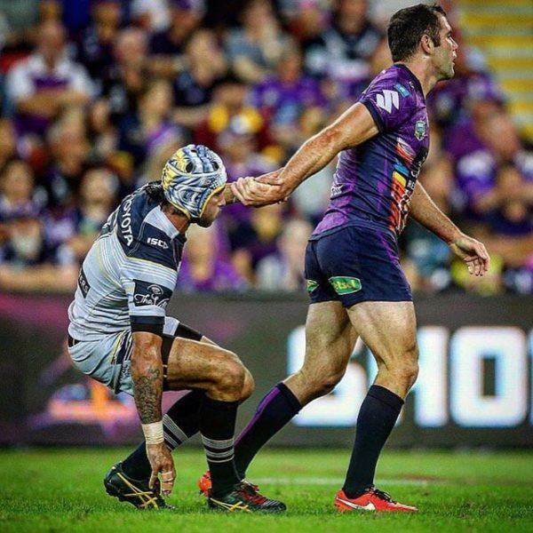 The making of a Champion: Cameron Smith's pre-match ritual