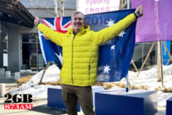 Snowboarder to carry closing ceremony flag in Pyeongchang