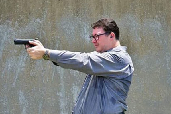George Christensen slammed over 'offensive' gun post
