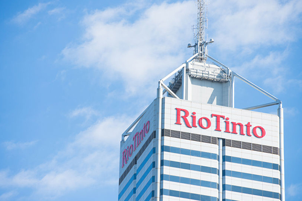 Rio Tinto pays record dividend after massive rise in profit