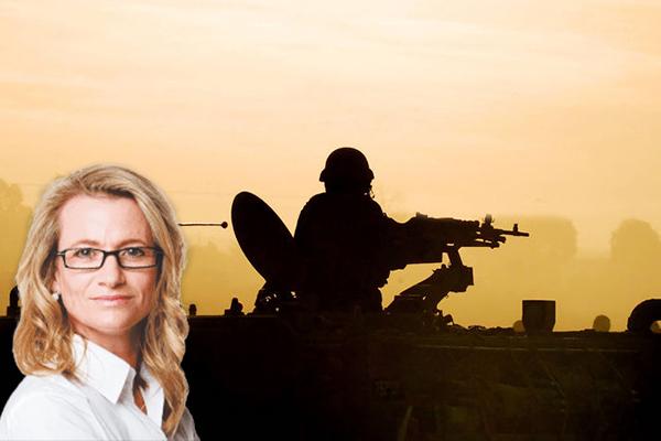 Janet Albrechtsen defends 'fine Australian' Jim Molan