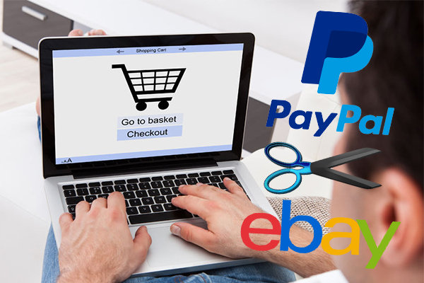 Online retail giant eBay cuts ties with PayPal