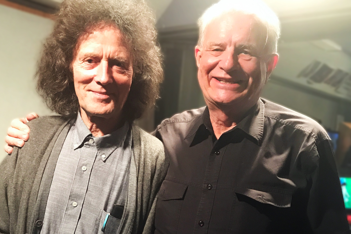 Brit-pop icon Gilbert O'Sullivan