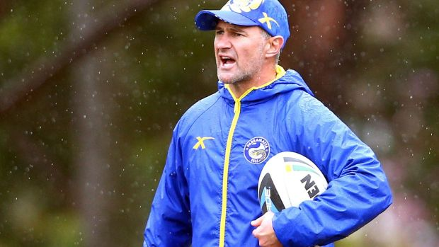 Article image for Brad Arthur reveals trust with players is key to his team's success