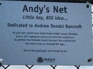 A little boy with a big idea