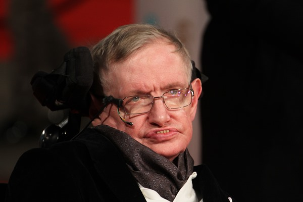 Article image for Professor Stephen Hawking dies aged 76