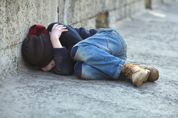 Article image for Shocking amount of veterans falling into homelessness