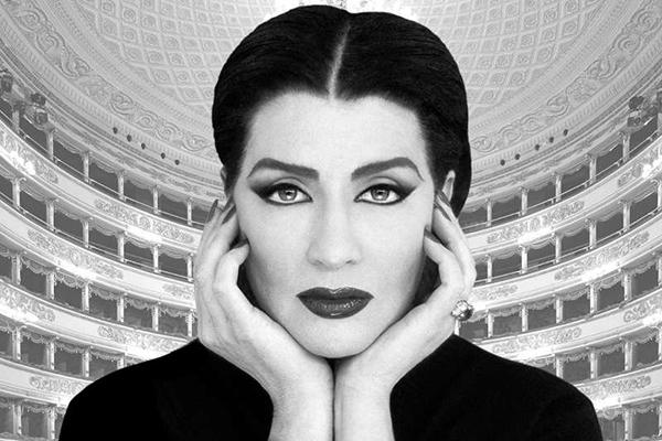 Article image for Aussie stars as the original Kardashian, Maria Callas